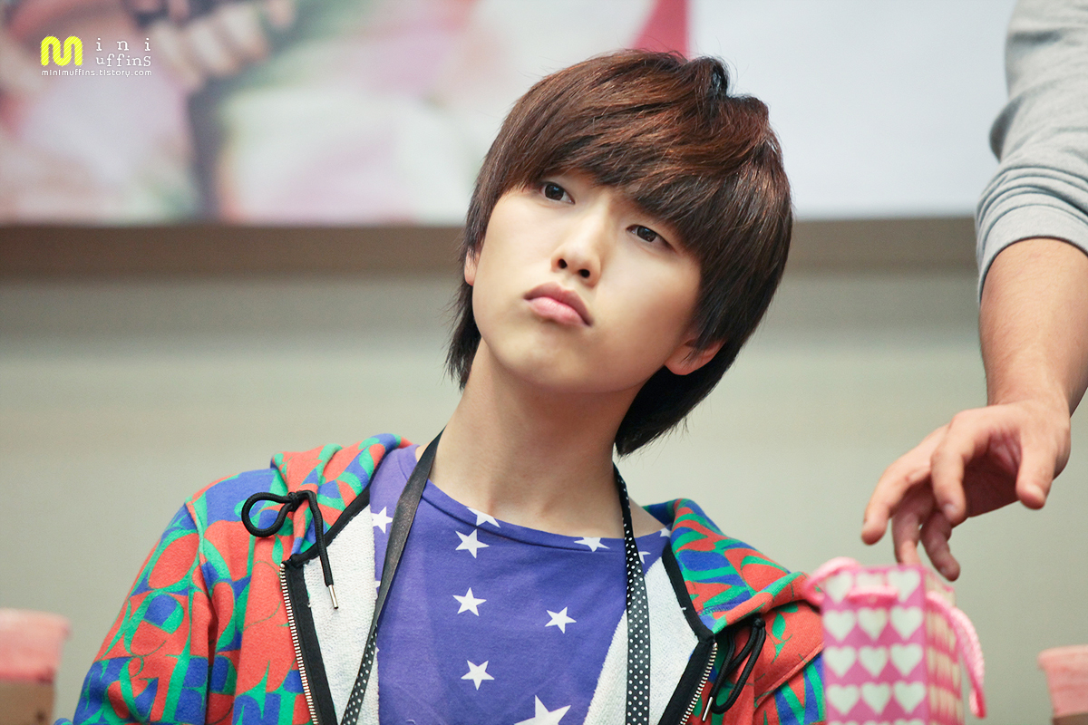 B1A4 s Sandeul is rece...