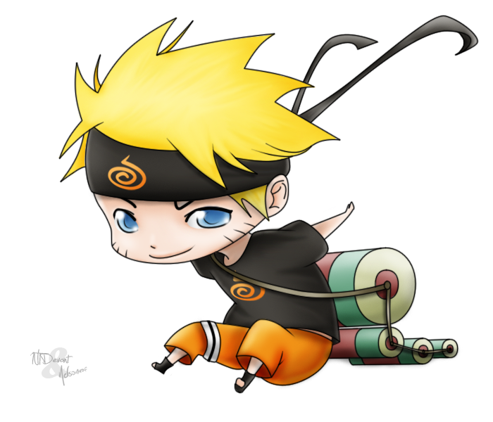 Top 5 ranking of the hottest chibis sbs popasia - Naruto chibi images ...