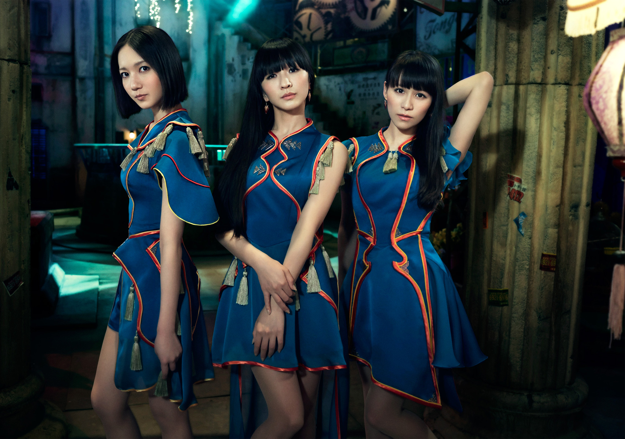 "Watch Perfume's new ""Display"" PV 