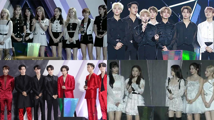 Here S All The Winners From The 2019 Asia Artist Awards Sbs Popasia