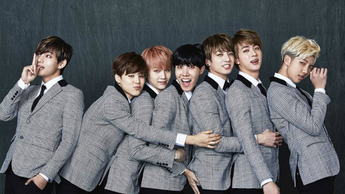 BTS open up about their success, worries, & more in new