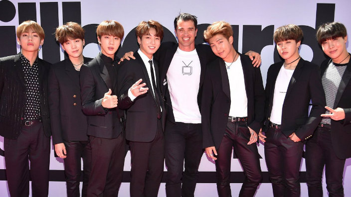 Bts Win At The Billboard Music Awards Lets Cut Right To The Chase Bts Have Won The Top Social Media Artist Award At The Billboard Music Awards