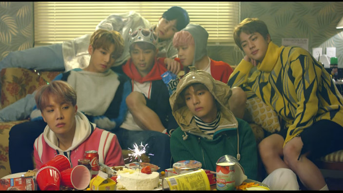 Bts Are Back This Lovely Spring Day With New Mv Sbs