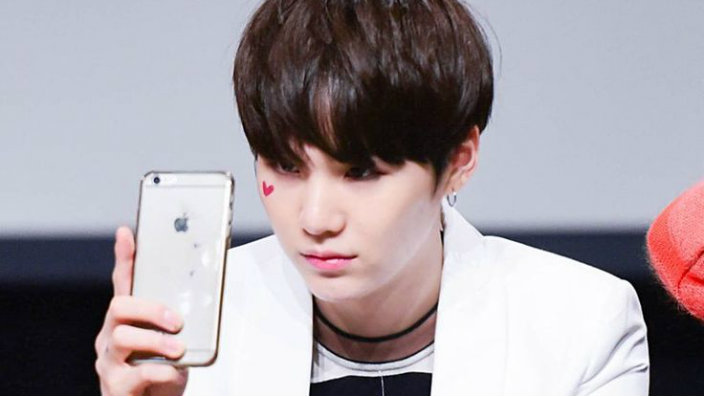 Epik High S Tablo Texted Bts Suga For Dance Lessons And