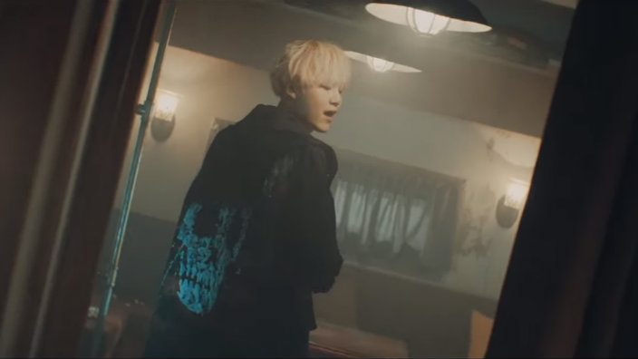 Best Cycling App >> VIDEO: BTS' Suga drops fiery MV for his long-awaited mixtape | SBS PopAsia