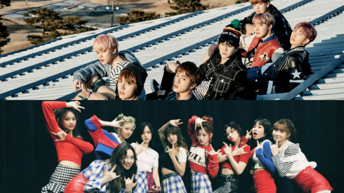 Bts And Twice Are No 1 In K Pop Sbs Popasia
