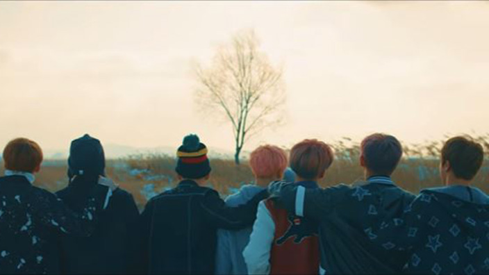 Review Bts Are Poignant And Fierce In Spring Day And