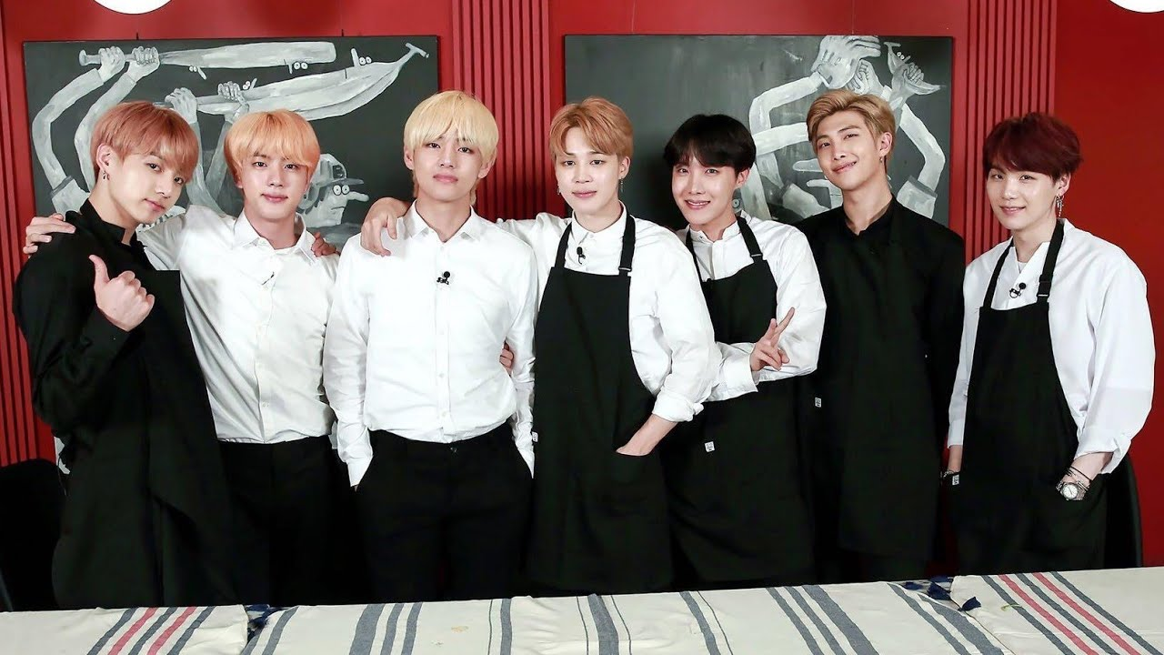 Quiz Which Bts Member Will Cook You Dinner Sbs Popasia