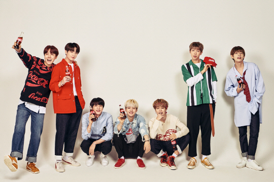 Bts Are The New Models For Coca Cola K Pop Idol Group Bts Have Been Chosen As The New Face For Coca Colas Upcoming Campaign Starting In June For The