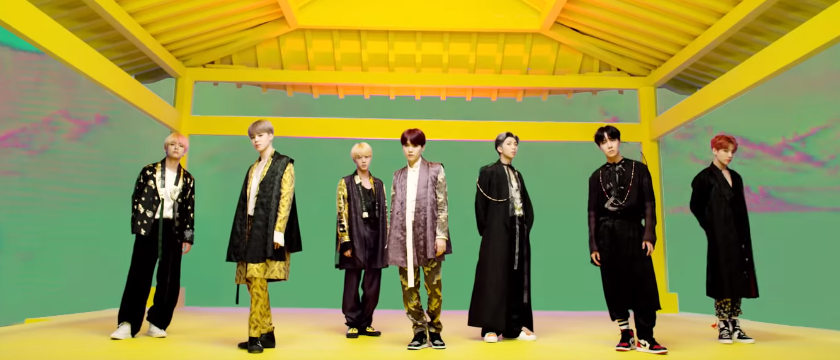 Watch Bts Comeback With Quot Idol Quot Music Video Sbs Popasia