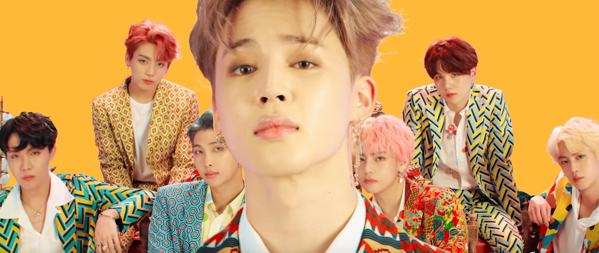 Moments From Bts Idol That Were Still Not Over Bts Released Idol On Friday  August And Weve Had All Weekend To Admire The Colours