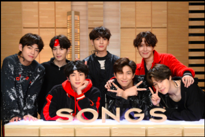 Bts Become First K Pop Artist To Appear On Japanese