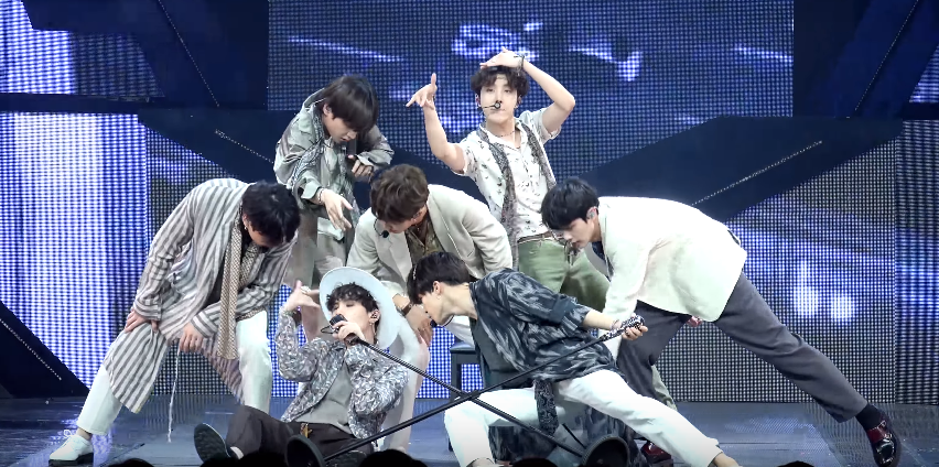 """WATCH: Every BTS Member's Fancam In """"Airplane Pt.2"""" Live"""