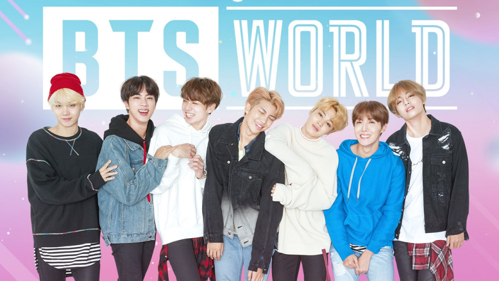 BTS WORLD OST hits ARIA Digital Charts | SBS PopAsia