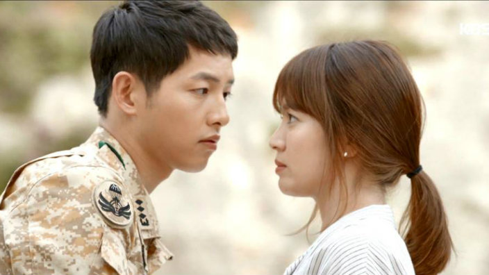 Song Joongki And Hye Kyo Are Getting Married Get Out The Wedding Bells Cake Because Descendants Of Sun Co Stars Ridiculously Good Looking