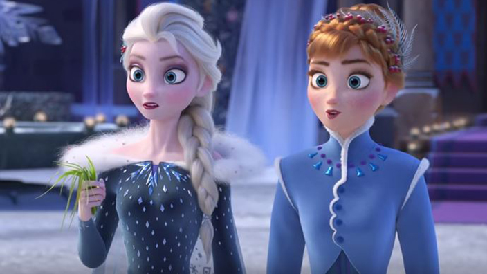 Fans Not Happy About Frozen Short During Coco Film