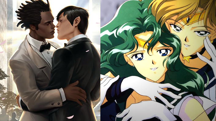 Top 10 Gay Hero Couples From Comic Books  Sbs Popasia-8544
