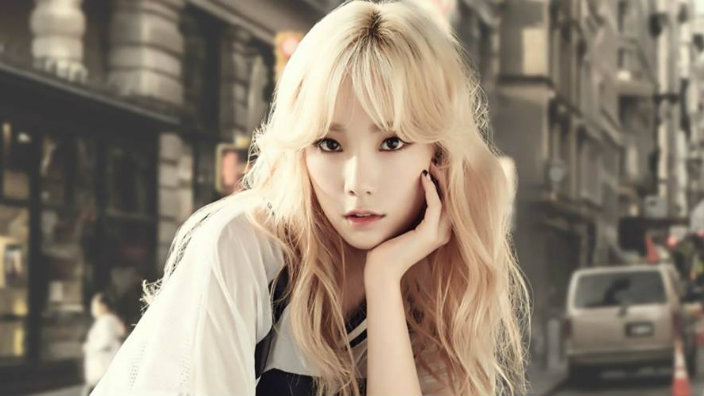 Girls' Generation's Taeyeon drops a teaser image for her ...
