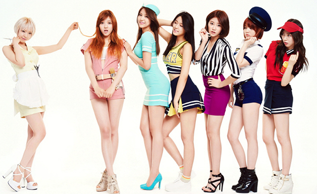Aoa Announce Comeback For November Sbs Popasia