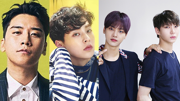 18 K-pop idols who will have to enlist in the military in 2019 | SBS