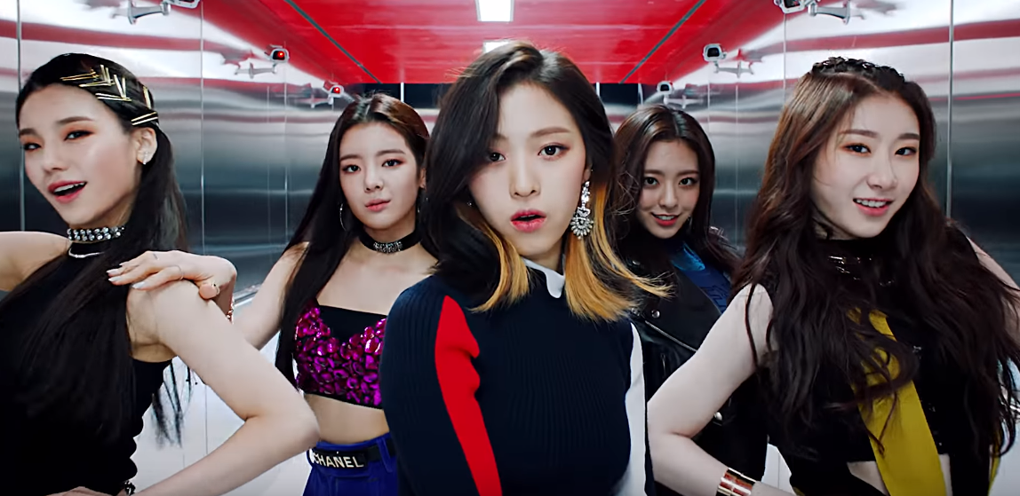 Image result for itzy member
