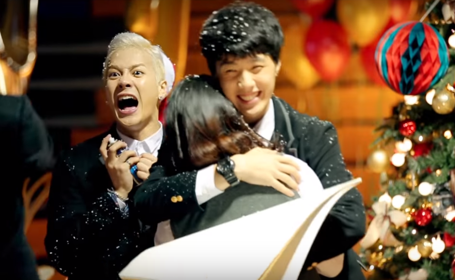VIDEO: GOT7's Jackson is a tad too excited for Christmas & Love ...