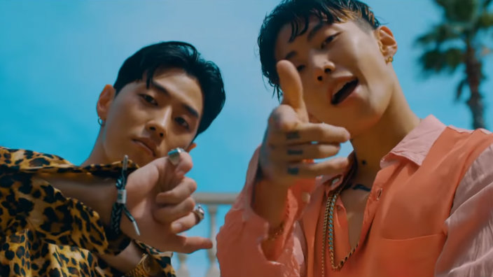 VIDEO: Jay Park goes for a 'Drive' in new MV | SBS PopAsia