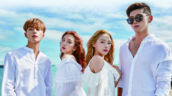 kard undergo a slight name change right before their