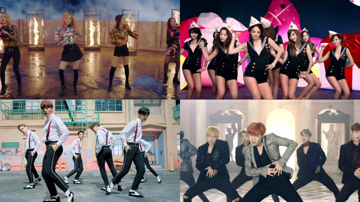 What Are The Best Outfits From K-pop MVs? | SBS PopAsia