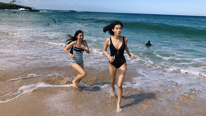 Terrace house now with added bikinis and beach frolicking for Terrace house japanese show