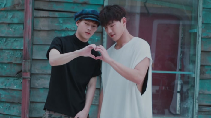 VIDEO: Monsta X drop a making-of video for their 'All In