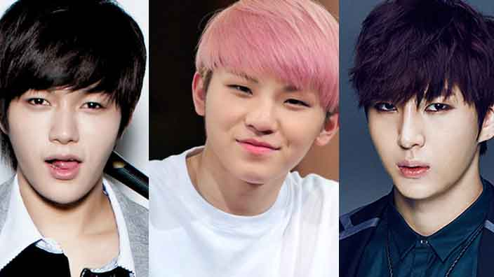 quiz   do you know the real names of your favourite k pop