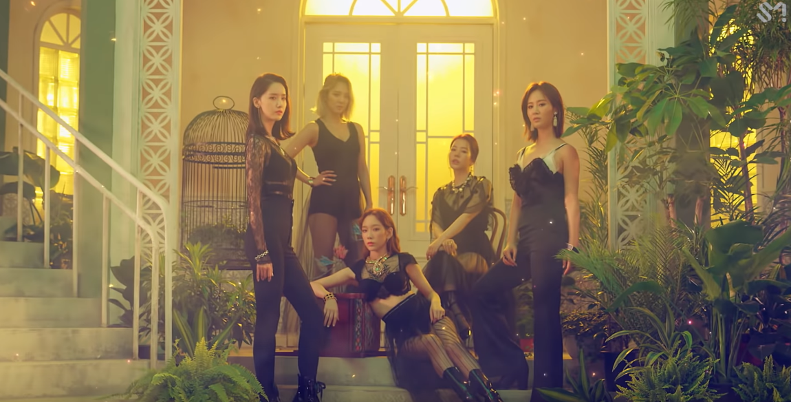 Watch Girls Generation Oh Gg Tease Their New Song Quot Lil