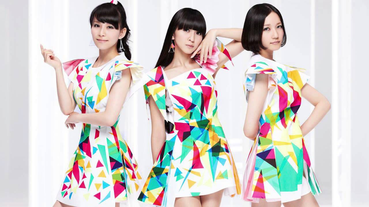 """New Perfume track and music video PV """"1mm"""" 