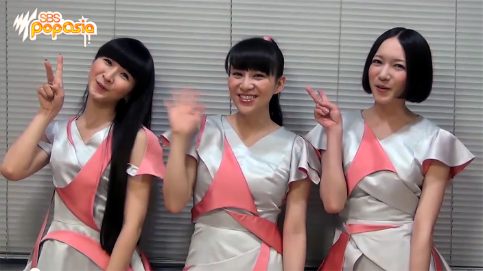 Perfume hosts an international dance contest - you too can ...