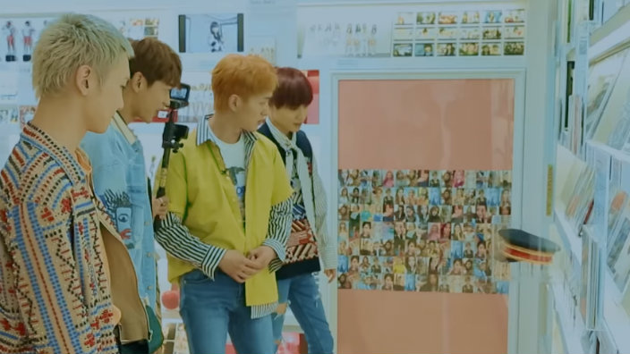 WATCH: SHINee take you on a tour of SM's K-pop museum | SBS