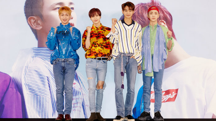 SHINee's new album hits No  1 in 25 countries | SBS PopAsia