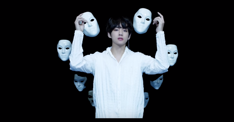 "BTS' V gives us a smooth jam with ""Singularity"", fans are"
