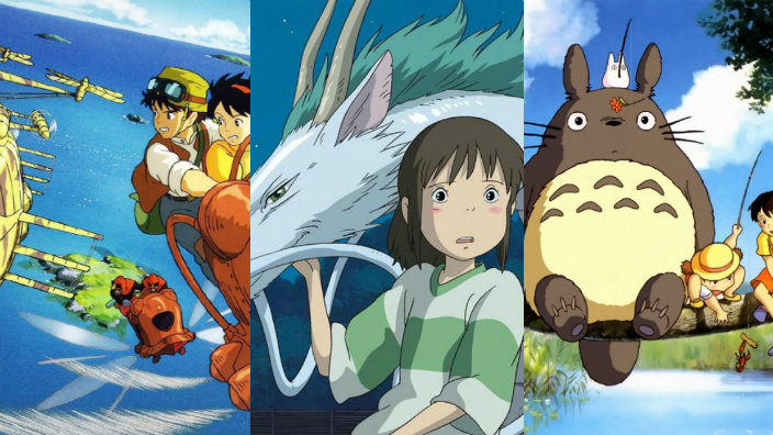 Which Studio Ghibli Movie Is Your Favourite And Least Favourite - How your favourite animated movies are put together and edited