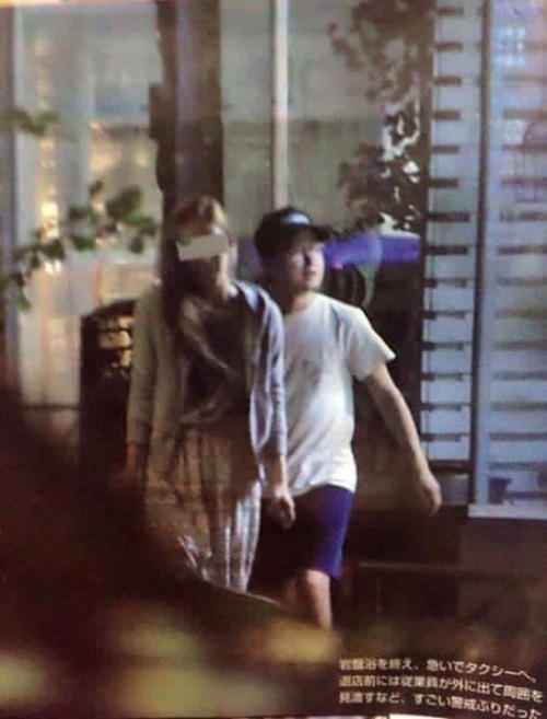 Matsumoto Jun and Mao Inoue were exposed to the most ...