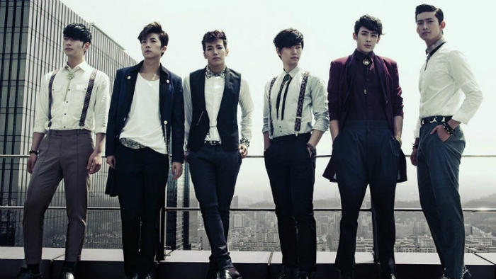 2PM Hottest