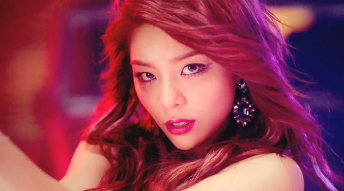 Ailee comeback MV dont touch me