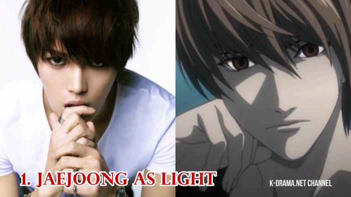 Jaejoong and Light