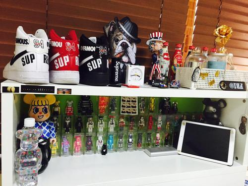 jhope bearbrick collection