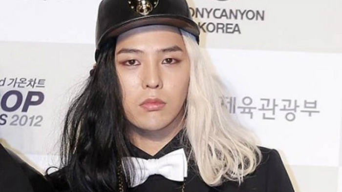 G Style Hair City: 10 Of BIGBANG's Craziest Hairstyles
