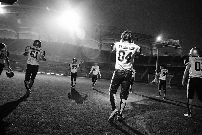 EXO teasers love me right