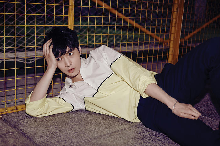 EXO love me right teaser Lay