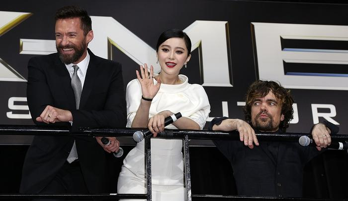 Fan Bingbing made a splash with her role in X-Men: Days Of Future Past