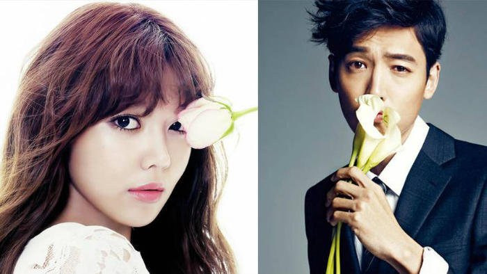 Girls' Generation Sooyoung, Jung Kyung Ho