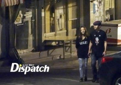 Dispatch kpop dating scandal